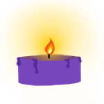 tiny candle